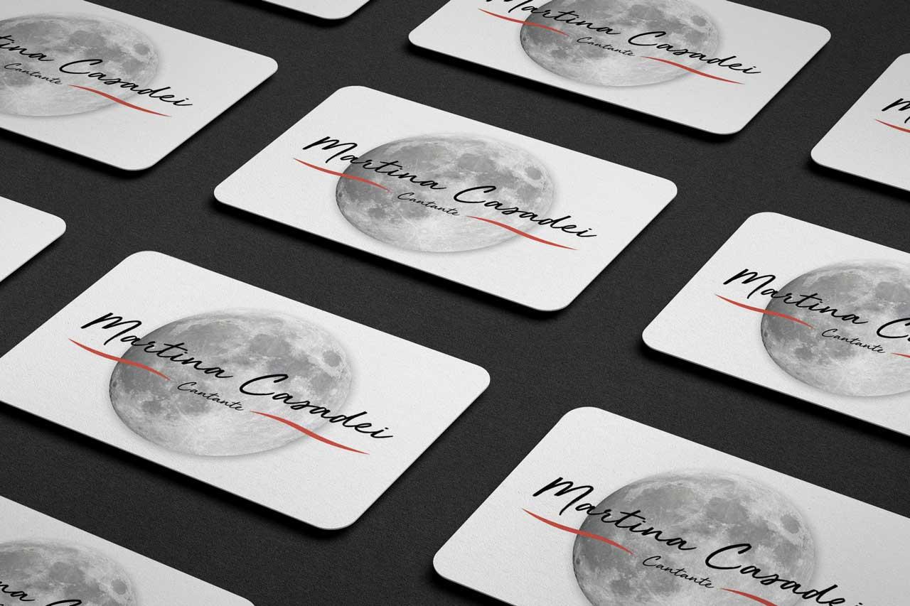 martina casadei business card
